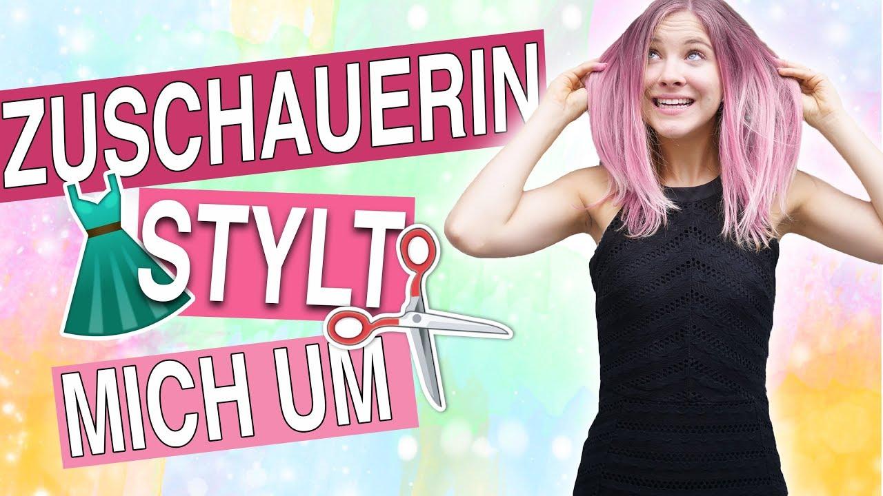 Neue Haare Anderer Style I Zuschauerin Stylt Mich Um Vloggt