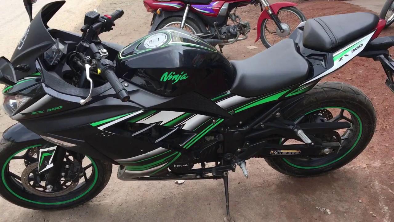 Kawasaki Ninja 300 Heavy Bike Full Video Replica Hd Youtube