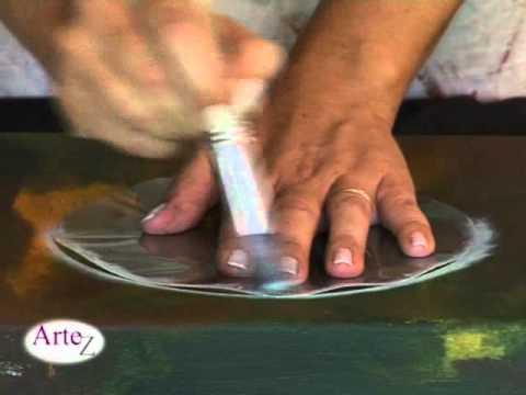DIY: ANILLO DE ALAMBRE DE ALUMINIO - ESPIRAL EN PLATA. de YouTube · Duração:  7 minutos 53 segundos