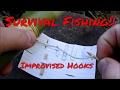 Survival Fishing: Improvised Hooks