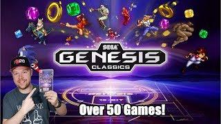 Play Over 50 Sega Games On Nintendo Switch - Sega Genesis Classics Review!