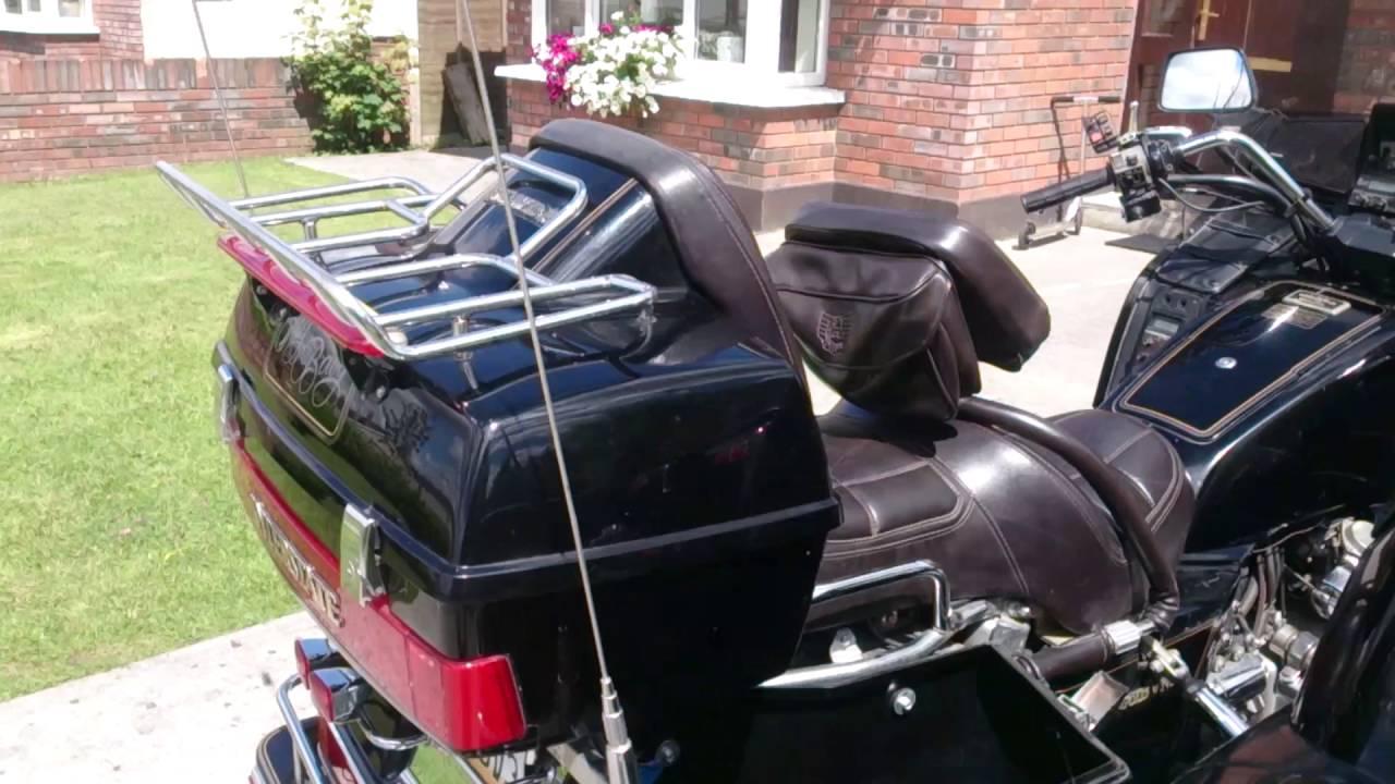 honda goldwing gl 1200 interstate friendship iii sidecar. Black Bedroom Furniture Sets. Home Design Ideas