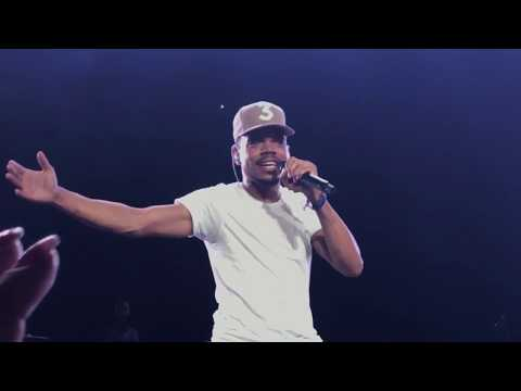 Chance The Rapper - Blessings (Reprise) Live