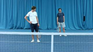 Snickers® – Hungry Tennis