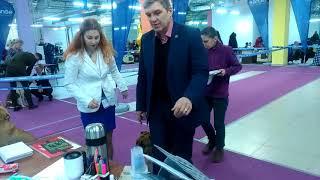 Региональная выставка Москва Зимняя ринг кадебо