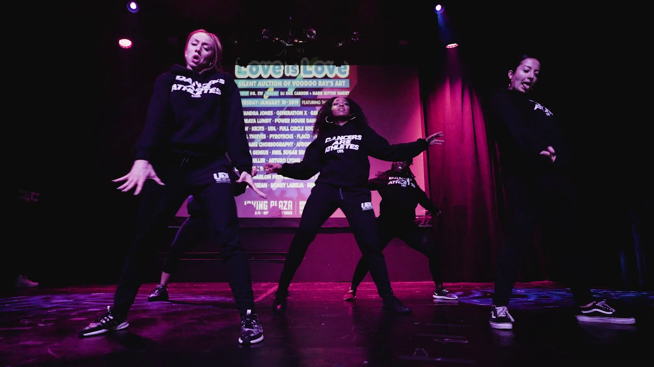 Sybarite 2019 Urban Dance League Performance