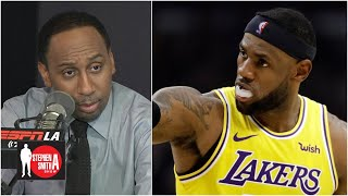 Stephen A. goes on a rant about Clippers-Lakers rivalry | Stephen A. Smith Show