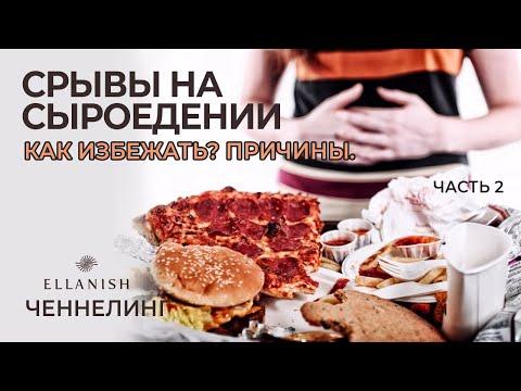 ???? Самая главная причина срывов. Сыроедение - очередной эгрегор!?  Причины ожирения. Вся правда!