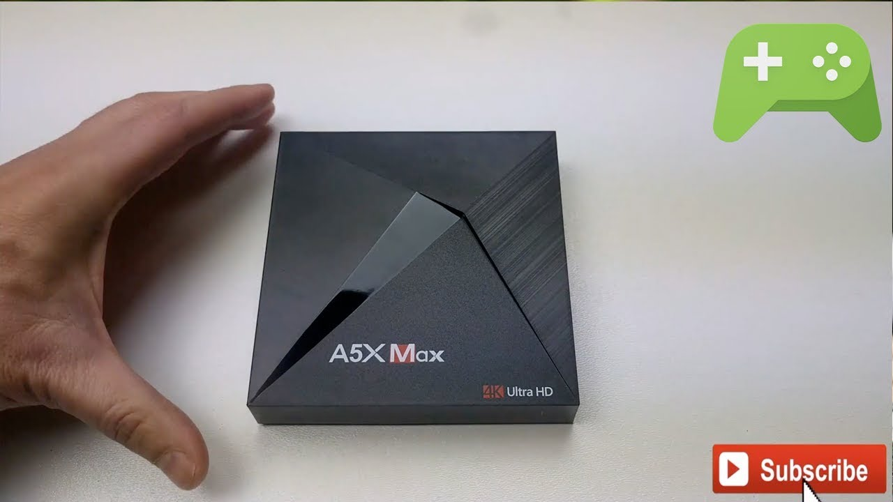A5X Max RK3328 Android 7 1 TV Box - Gearbest Review