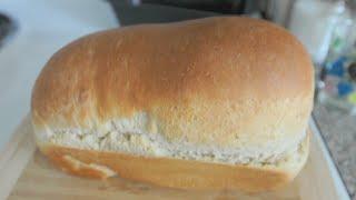 초간단 반죽기계없이 기본 식빵 만들기