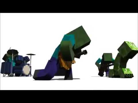 Khole   Minecraft Song    from YouTube
