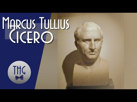 The Life and Death of Cicero
