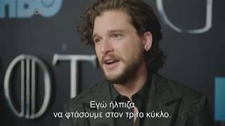 KIT HARINGTON  (Jon Snow) – GOT VII Red Carpet
