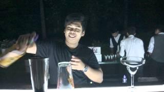 Davao Mobile Bar Cutest Bartender