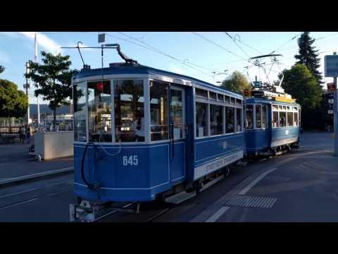 Zurich Apéro Tram