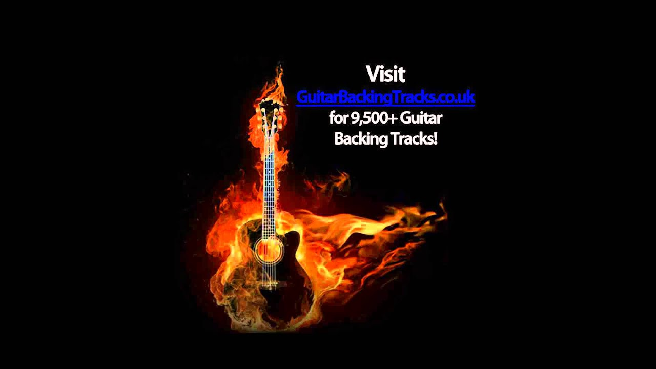 Trans Siberian Orchestra Christmas Canon Rock (Guitar Backing Track) - YouTube