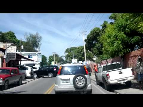 Port au Prince Haiti - Canape Vert