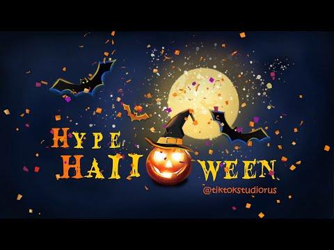 Hype Halloween Шабаш. Колдуем, ворожим в ТикТок
