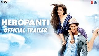 Heropanti Official Trailer | Introducing Tiger Shroff