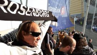 Kampstart Rosenborg - Stabæk 8.mai 2016 #Et bilde tå'n Ivers Lerkendal Kjernen