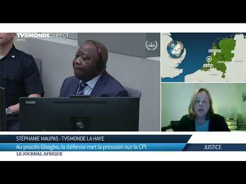 Procès Gbagbo à La Haye : la défense contre attaque