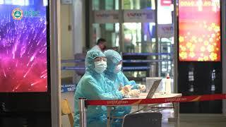 [Tin] HCDC TP. HCM: Lấy mẫu tầm soát hành khách quốc nội đi từ sân bay Nội Bài, Vân Đồn, Cát Bi