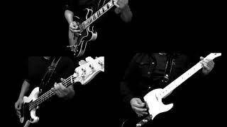Copache - The Melvins - Guitar / Bass Cover