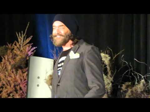 Timothy Omundson's Jared Impression