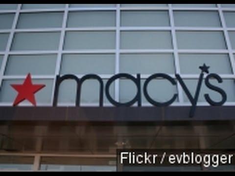 Macy's To Cut 2,500 Jobs, Save $100 Million