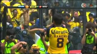 América vs Atlas 5 2 Jornada 6 Apertura 2011 Futbol Mexicano   Goles