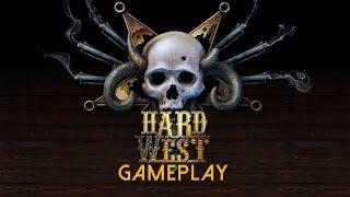 Hard West Gameplay (PC HD)