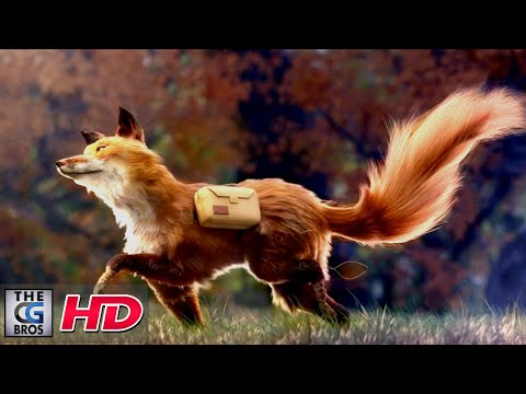 "CGI & VFX Breakdowns: ""FOX ADVENTURER"" - by Ayoub Chaibi   TheCGBros"