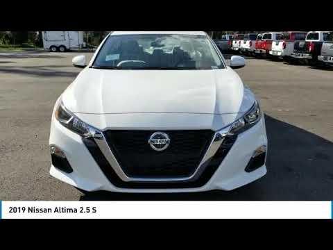 2019 Nissan Altima DeLand Nissan N317595