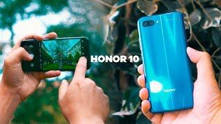 LINDO, POTENTE, BOAS CÂMERAS E PREÇO - Huawei Honor 10 Review