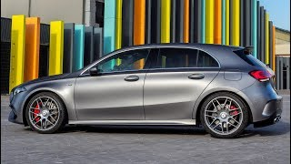 2020 Mercedes AMG A 45 S 4MATIC+ - Powerful Hot Hatch