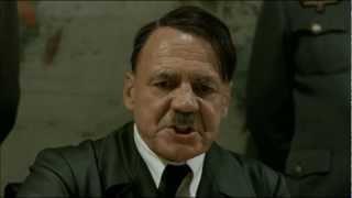 Hitler plans scene HD