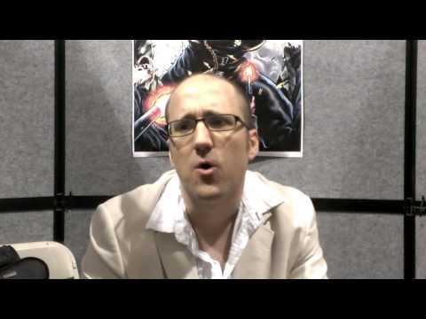 Kieron Gillen Talks About the Origins of the Comic Book Series Uber