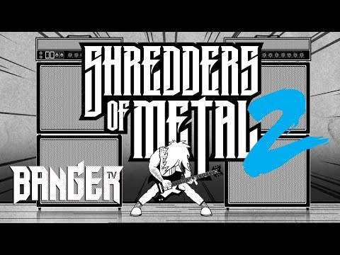 Shredders of Metal 2: Official Trailer! Premieres August 12th episode thumbnail