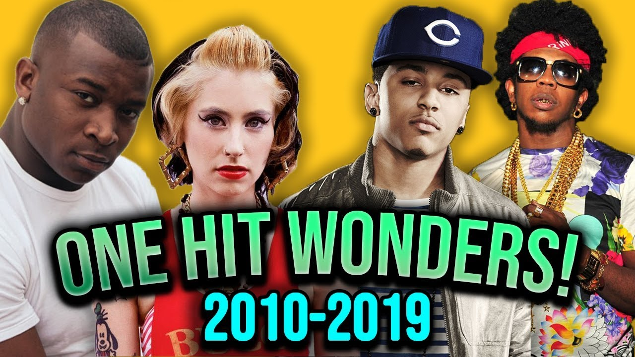 Rap One Hit Wonders Of The Decade Youtube
