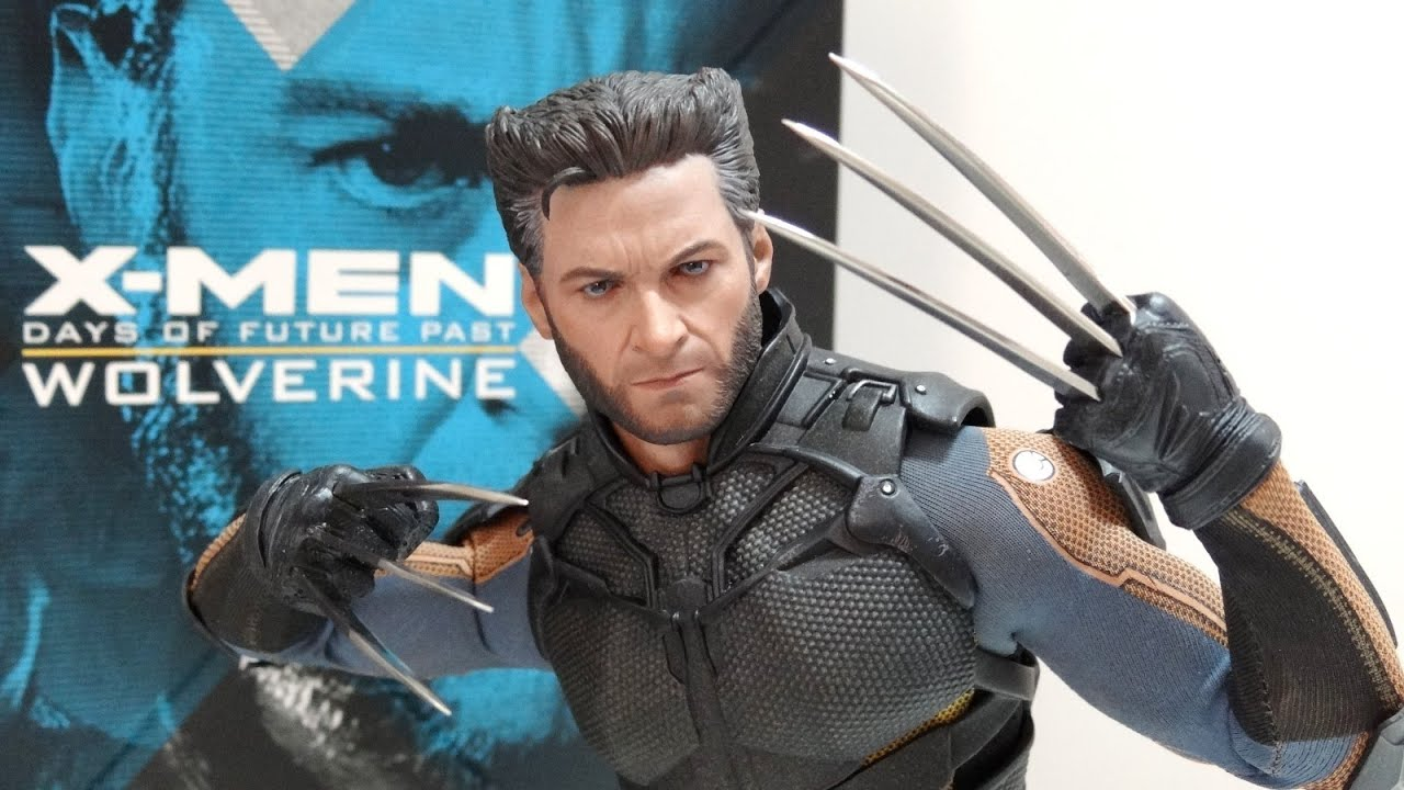 Hot Toys WOLVERINE X Men Days Of Future Past REVIEW DiegoHDM