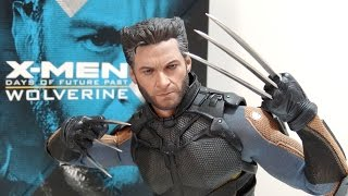 Hot Toys WOLVERINE X-Men Days of Future Past REVIEW / DiegoHDM