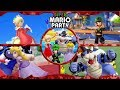 All Mini Games | Super Mario Party ᴴᴰ (2018)