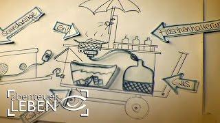 Einfach und günstig selber bauen: Der Party-Bollerwagen (1/2)   Abenteuer Leben