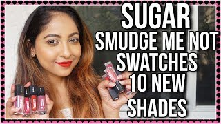 Swatches and Demo are done in Natural Light Follow me on Instagram:...