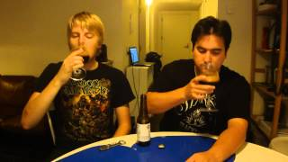 Tmoh - Beer Review 1214#: Emelisse White Label Imperial Russian Stout (wild Turkey Ba)
