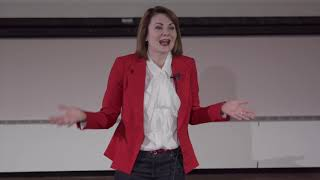 Your Next Job Is One Conversation Away | Dawn Graham | TEDxJHUDC