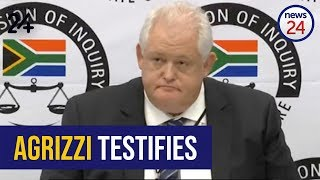 WATCH LIVE: Former Bosasa COO Angelo Agrizzi testifies at state capture inquiry (Part 2)