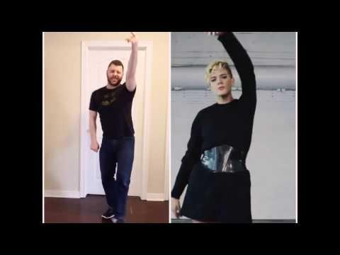 Troy Miller  Mama Say Betty Who MV choreography