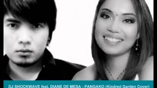 DJ Shockwave Feat. Diane de Mesa - Pangako (Kindred Garden Electro Cover)