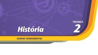 02 - Origens dos povos indígenas das Américas - História - Ens. Fund. - Telecurso
